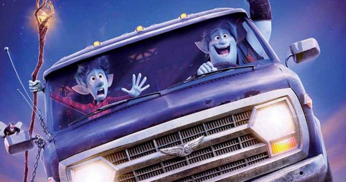 Pixar's Onward Trailer #3 Packs Up the Van for a Crazy Myth Adventure