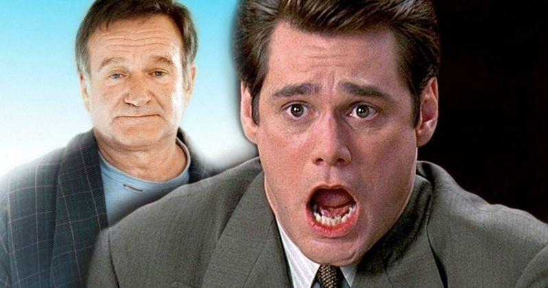 Jim Carrey Reveals Truth Behind Robin Williams Feud