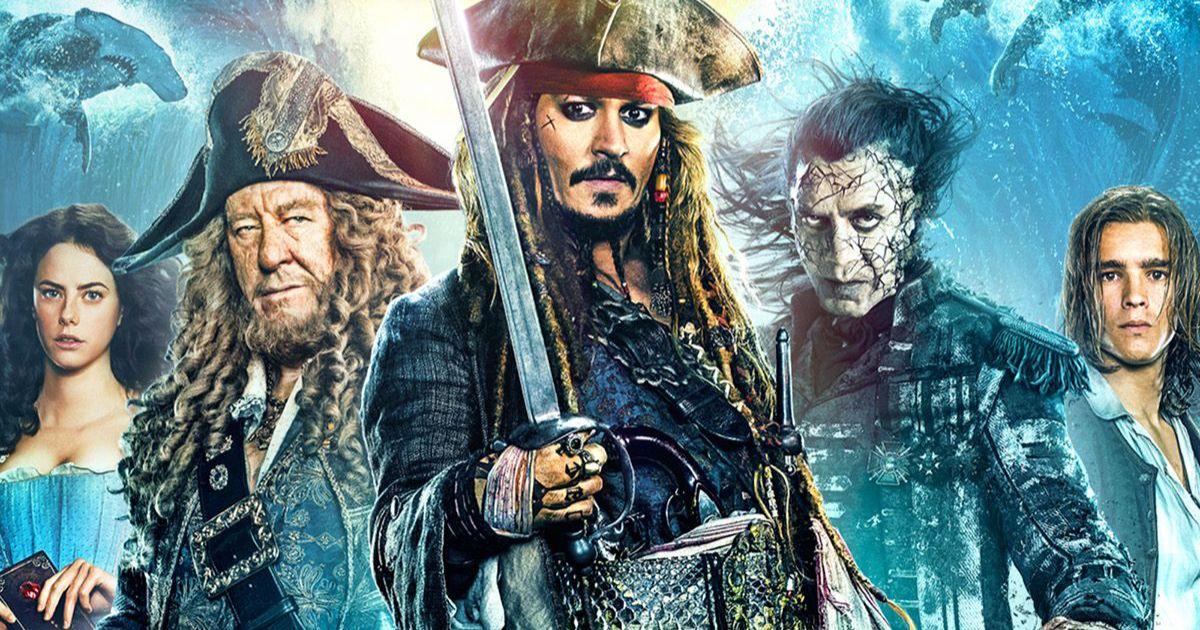Джонни Депп нанес Диснею миллионы из-за травмы из серии «Пираты Карибского моря 5»
