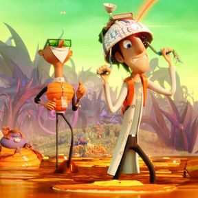 Cloudy with a Chance of Meatballs 2 Clip 'Chester V'