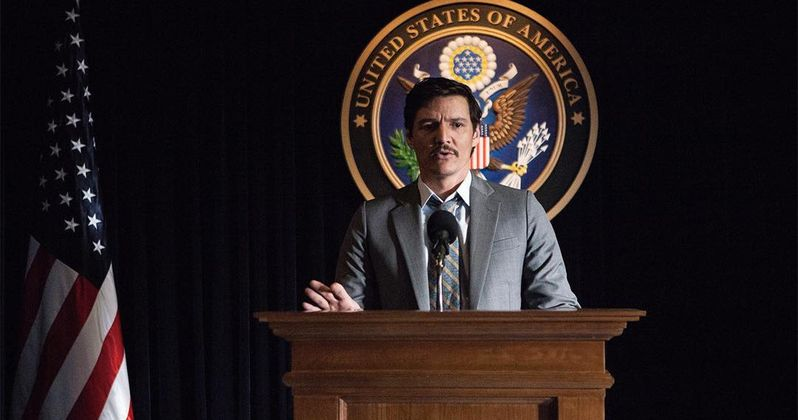 Narcos Season 3 Begins Filming, First Set Photo Arrives