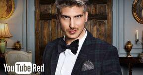 Escape the Night Clip Sends Joey Graceffa Running in Terror | EXCLUSIVE