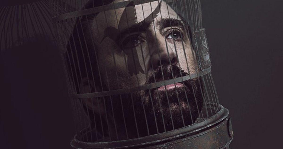 New Nicolas Cage Meta Movie Gets the Bosslogic Poster It Deserves