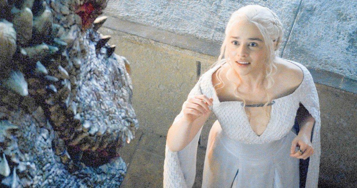 Game of Thrones Season 5 Episodes Leak Online