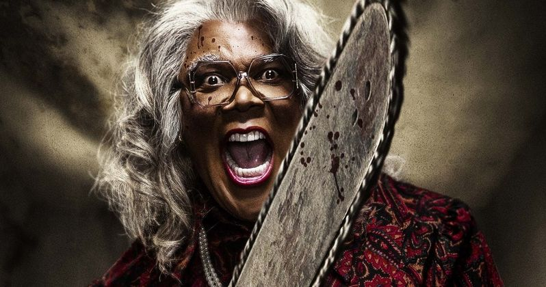 Tyler Perry's Madea Is Coming to Waze Navigation for Halloween