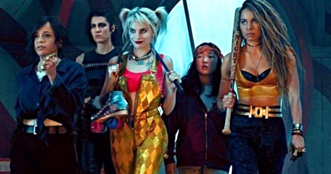 Birds of Prey TV Trailer Has Harley Quinn's Gang on a Rampage