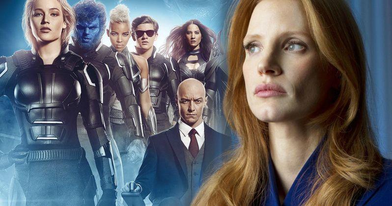 Jessica Chastain Confirmed for X-Men: Dark Phoenix