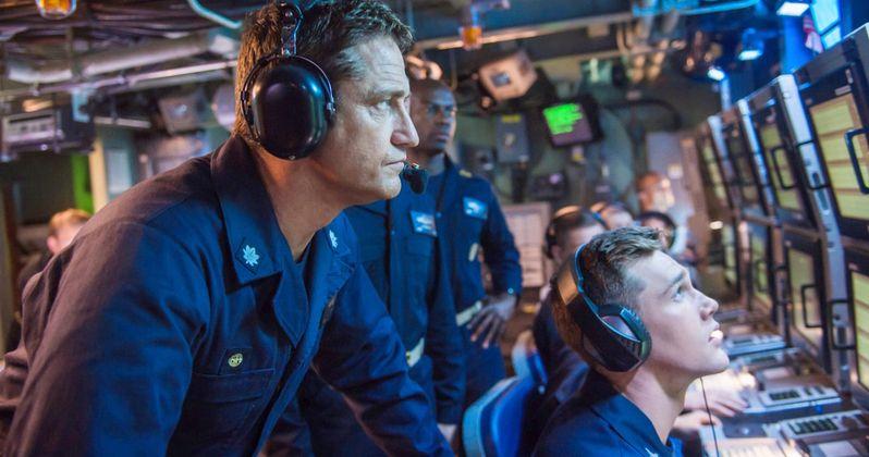 Hunter Killer Trailer Has Gerard Butler Saving the World in a Sub