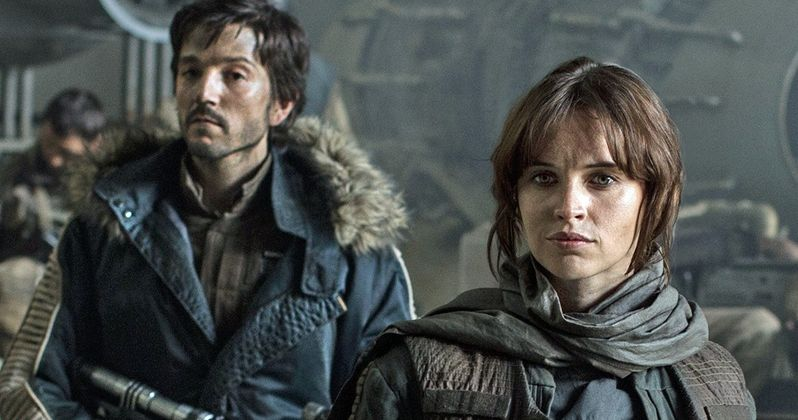 Did Rogue One Script Get Help from This Fan-Favorite Writer?