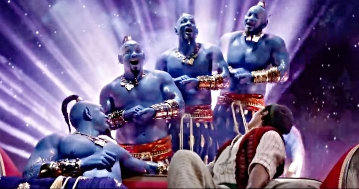 350bd2065 New Look at Princess Jasmine Revealed in Disney s Aladdin Remake