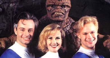 Marvel's Unreleased 1994 Fantastic Four Movie Is Now on Youtube