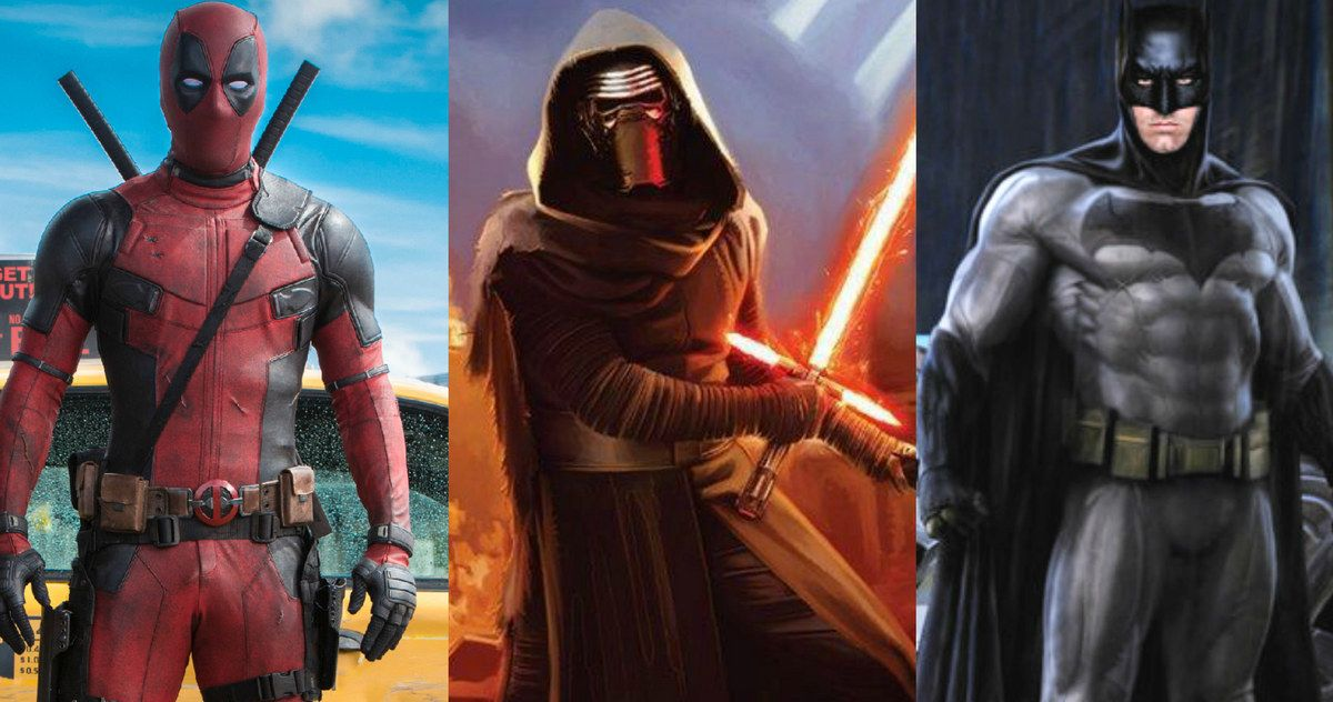11 Biggest Movies Coming to Comic Con 2015