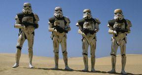 Star Wars: Episode VII Sets Described; Shooting Begins May 13 in Abu Dhabi