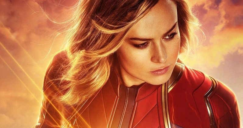 Captain Marvel Early Reactions Heap Praise on MCU Nostalgia Blast