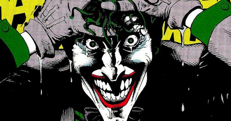 Batman: The Killing Joke Animated Movie May Be Rated R