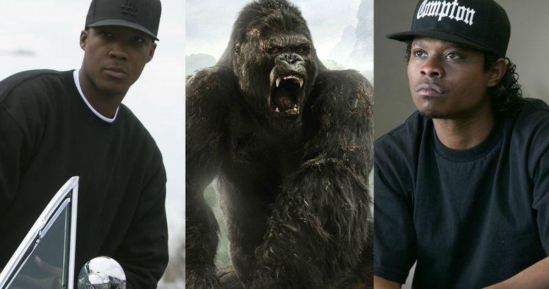 Kong: Skull Island Reunites Straight Outta Compton Stars