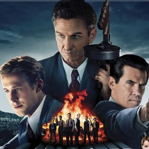 Fourth Gangster Squad Poster