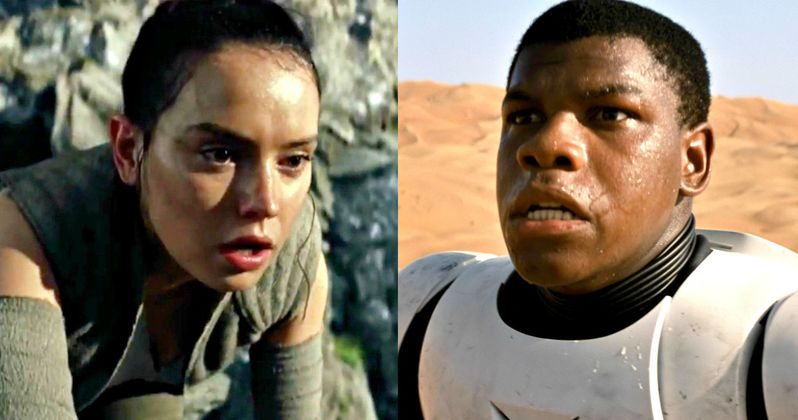 How The Last Jedi and Force Awakens Trailers Are the Same
