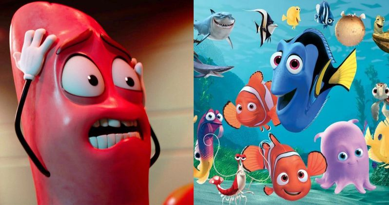 R-Rated Sausage Party Trailer Terrifies Young Finding Dory Audience