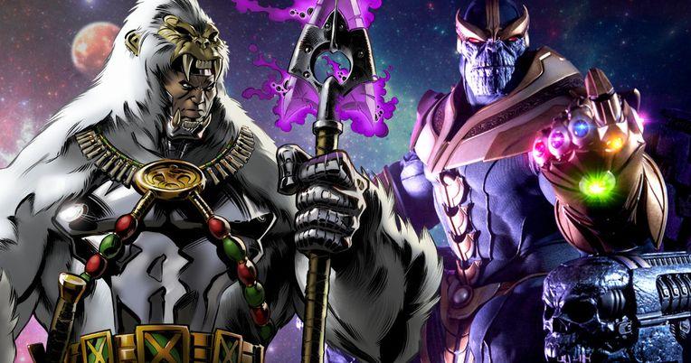 Avengers: Infinity War to Unleash the Fury of Man-Ape