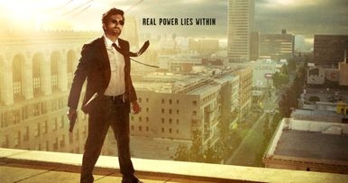Powers Premieres March 10 on the PlayStation Network