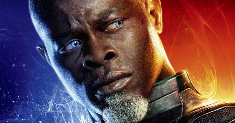 A Quiet Place 2 Gets Captain Marvel Star Djimon Hounsou