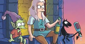 New Disenchantment Trailer: Medieval Madness from The Simpsons Creator