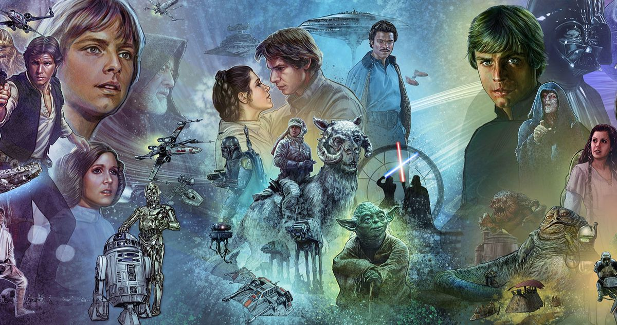 J.J. Abrams Wants Original Unaltered Star Wars Trilogy Rereleased