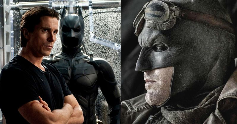 Affleck's Batman Will Not Top The Dark Knight Trilogy Says Morgan Freeman