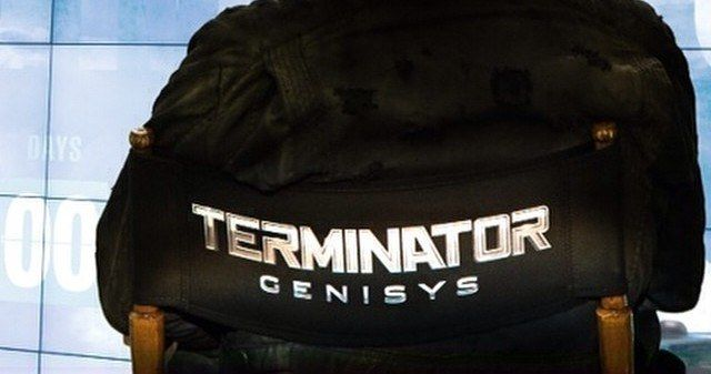 Arnold Schwarzenegger Announces Terminator Reboot Title Terminator Genisys as Production Wraps