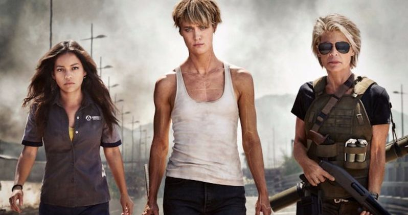 Dark Fate Director Claims New Terminator Will Scare Misogynist Internet Trolls