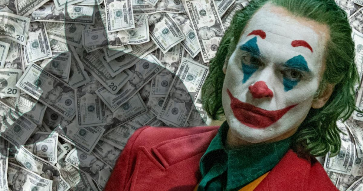 Joker Laughs Past $1 Billion at the Worldwide Box Office