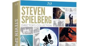 Steven Spielberg Director's Collection Blu-ray Debuts October 14th