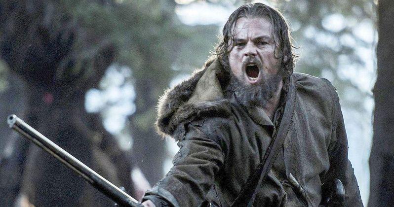 Leonardo DiCaprio Wins First Oscar for The Revenant