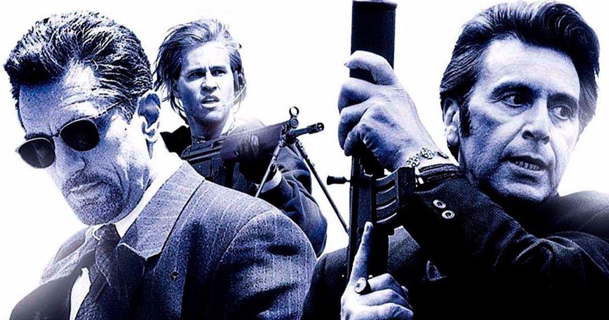 Heat Director Michael Mann Aims To Make A Prequel And A Sequel