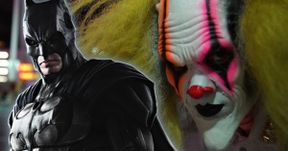 Real-Life Batman Is Fighting Creepy Clown Sightings