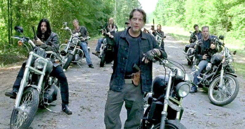 The Walking Dead Midseason Prologue Introduces Negan's Saviors