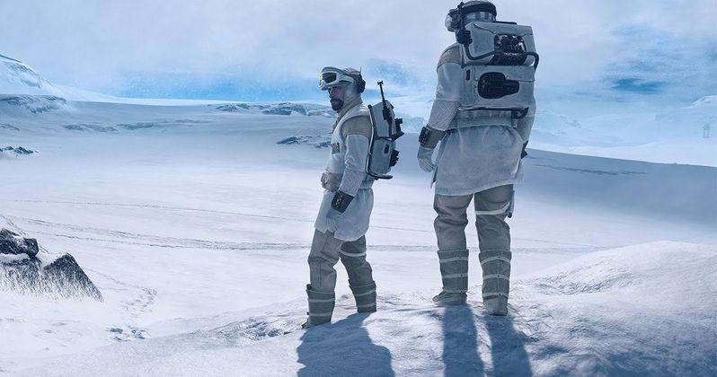 Star Wars Battlefront Trailer Tours Hoth, Endor & Tatooine