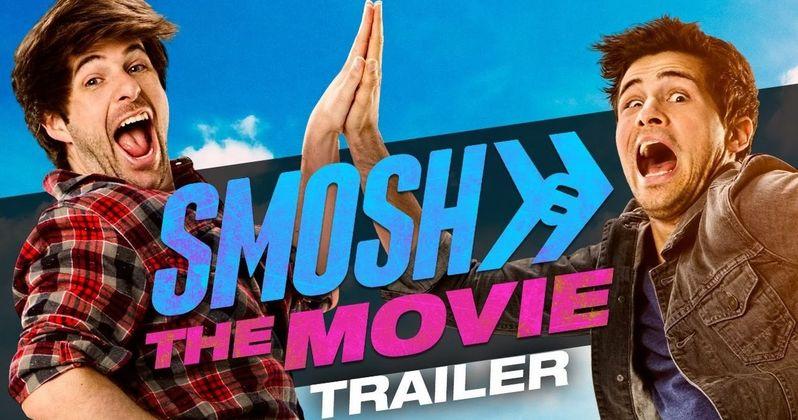 Smosh: The Movie Trailer Takes Ian & Anthony Inside Youtube