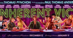 Inherent Vice Poster Celebrates Thanksgiving