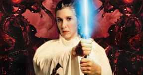 Is This What Princess Leia Looks Like in Star Wars 7?