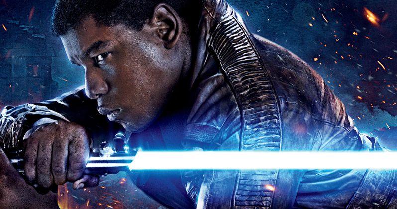 John Boyega Reveals Frustrating Star Wars 8 Scenes