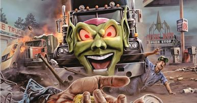 Vestron Video Unleashes Stephen King's Maximum Overdrive This October
