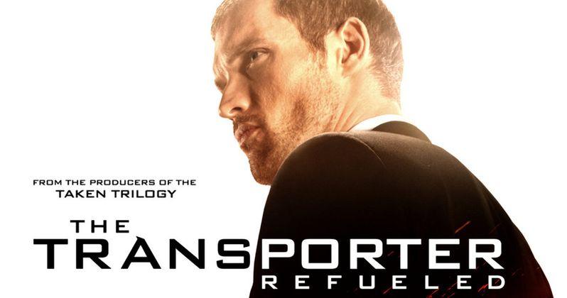 Transporter Refueled Trailer #2: Meet the New Frank Martin