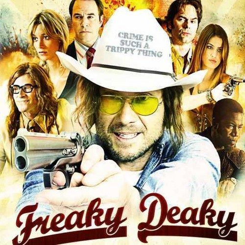 Freaky Deaky DVD Arrives February 26th