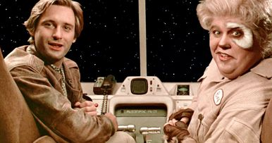 Spaceballs 30th Anniversary Secrets Revealed by Bill Pullman