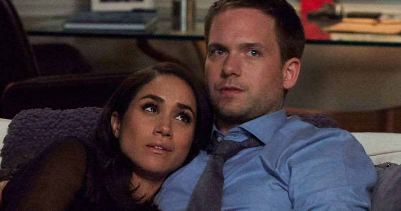 Suits Season 8 Losing Patrick J. Adams and Meghan Markle?