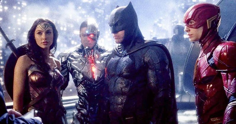Justice League 2 Script Is Already Being Written