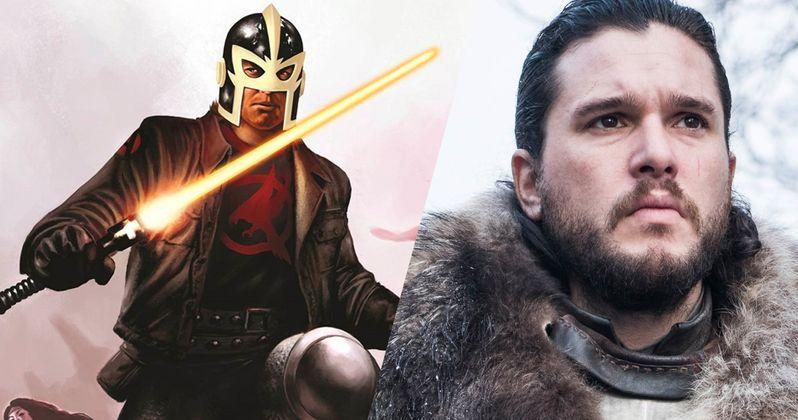 Kit Harington Joins Marvel's Eternals as Black Knight