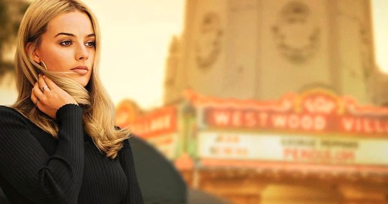 Margot Robbie Shares Her Once Upon a Time in Hollywood Character Poster